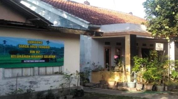 """Photo of Kampung Ngembik Kidul Punya """"Lumbung Siaga Jogo Tonggo"""""""