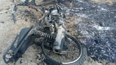 Photo of Jambret Tertangkap, Motor Dibakar Massa
