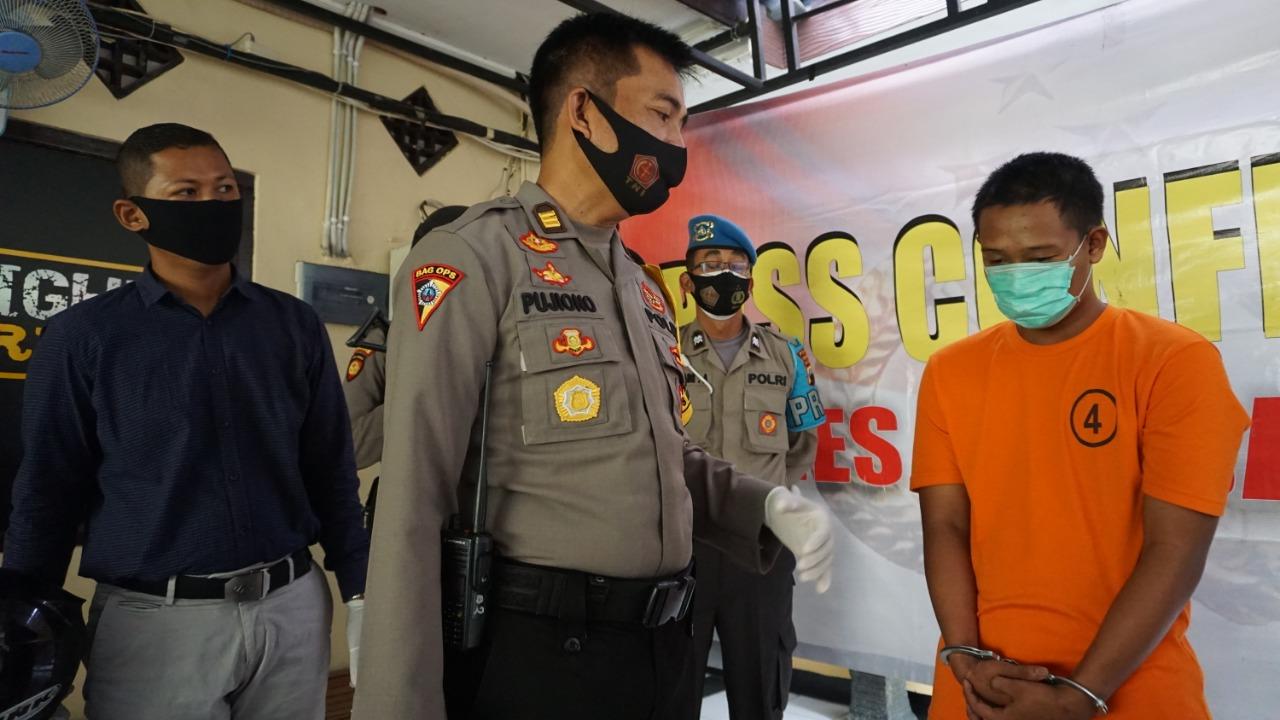 Photo of Pelaku Jambret Dibekuk, Modusnya Buntuti Korban dan Eksekusi di Tempat Sepi