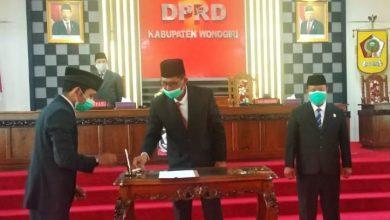 Photo of Sah, Sriyono Gantikan Setyo Sukarno Jadi Ketua DPRD Wonogiri