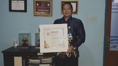 Photo of PDAM Purworejo Raih Penghargaan dari Indonesian Award Magazine