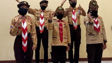 Photo of Enam Pramuka Banyumas Raih Penghargaan Eagle Scout Award 2020