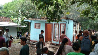 Photo of Diduga Korsleting Listrik, Sebuah Rumah di Kejobong Purbalingga Terbakar
