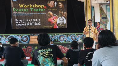 Photo of Workshop dan Pentas Teater Katasapa Awali Program FBK Kemendikbud
