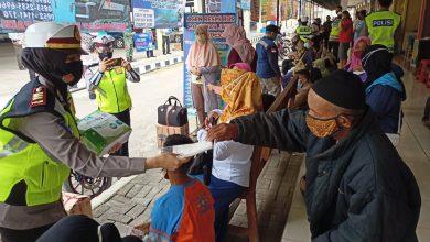 Photo of Pangkalan Bus IBC Pekalongan Mulai Kebanjiran Pemudik dari Jakarta