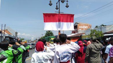 Photo of Tepis Anggapan Negatif, Simpang Tiga Tugu Kartasura untuk Upacara Hari Sumpah Pemuda