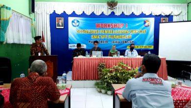 Photo of SMK YPT Purworejo Gelar Workshop Pembelajaran SMK CoE