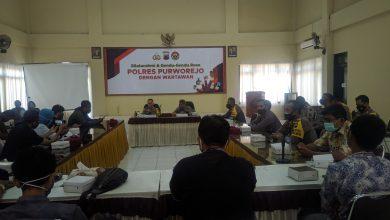 Photo of Kapolres Adakan Gendu-Gendu Roso Bersama Awak Media