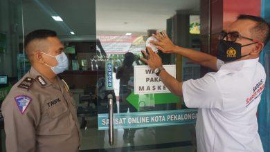 Photo of Satgas Saber Pungli Kota Pekalongan Apresiasi Kinerja Sejumlah Instansi