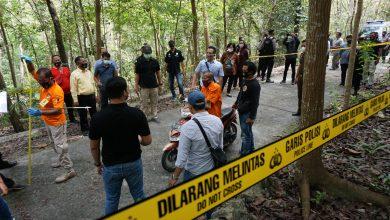 Photo of Reka Ulang Adegan Pembakaran, Pelaku Dipukul Anak Korban