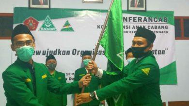 Photo of Abdul Azis, Secara Aklamasi Terpilih Jadi Ketua Ansor Ancab Rembang Kota