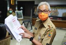 Photo of Jateng Masuk Tiga Besar Penanganan Covid Terbaik Nasional