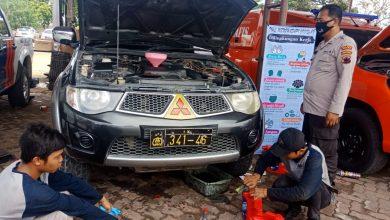 Photo of Sambut Pilkada,  Polres Blora Cek Kelaikan Kendaraan Operasional