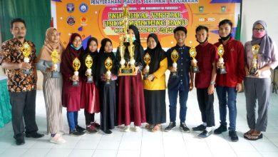 Photo of SMK Muhammadiyah Juara Marching Band Competition Virtual
