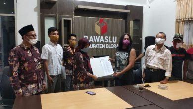 Photo of Bawaslu Blora Kaji Laporan Forum Masyarakat Peduli Demokrasi
