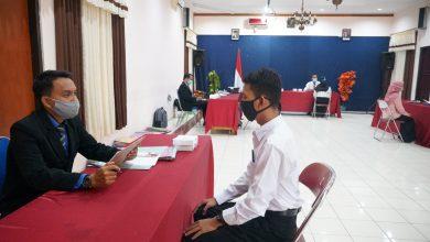 Photo of Dibutuhkan 52 Formasi, Pendaftar Pegawai BKK Purworejo Capai Ratusan Orang