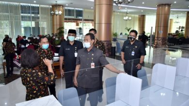 Photo of Sukoharjo Launching Unit Pelayanan Administrasi Online