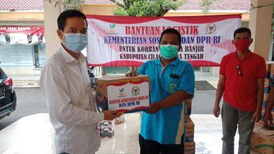 Photo of Anggota DPR RI Kirim Bantuan ke Korban Bencana Alam di Cilacap