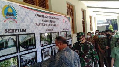 Photo of Renovasi Kantor Persit KCK Koorcab Rem 074 PD IV/Dip, BNI Beri Bantuan Rp 700 Juta