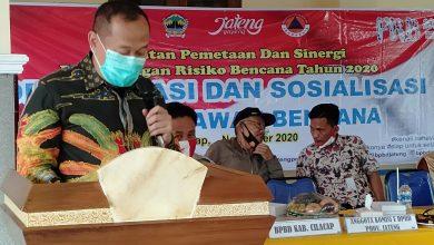 Photo of Anggota DPRD dan BPBD Jateng Sosialisasi Identifikasi Daerah Rawan Bencana