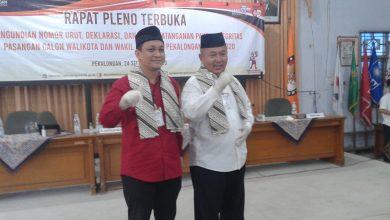 Photo of Calon Wakil Wali Kota Pekalongan Terkonfirmasi Positif Covid-19