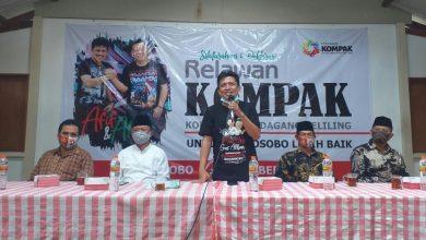 Photo of Komunitas Pedagang Keliling Wonosobo Deklarasi Dukung Afif – Albar
