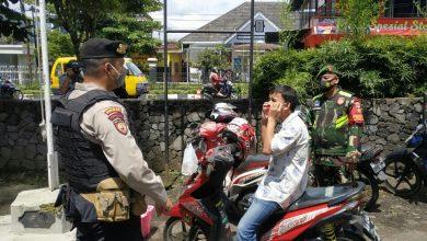 Photo of Saksi Tegas, Pelanggar Prokes di Wonosobo Didenda Rp 50 Ribu