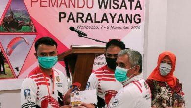 Photo of Dukung Kemajuan Olahraga Paralayang, 40 Pemandu Digembleng Pelatihan
