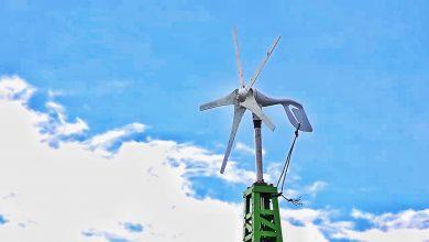 Photo of Inovatif, Desa Kedungweru Bangun Instalasi Pompa Air Bertenaga Angin dan Surya