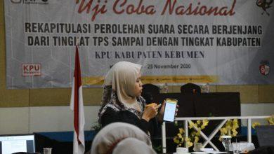 Photo of Ditinjau KPU Provinsi, KPU Kebumen Optimis Aplikasi Sirekap Berfungsi Baik