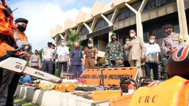 Photo of Kota Magelang Siap  Sediakan Tempat Pengungsian Warga Merapi