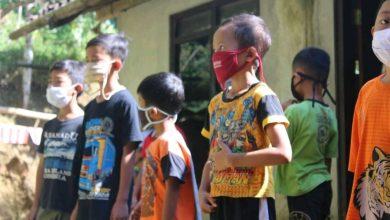 Photo of Pemuda Ngaran Kaligesing Kampanyekan Prokes pada Anak-anak