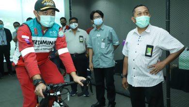 Photo of Smart Trainer, Sensasi Baru Bersepeda Dalam Ruangan Milik Pertamina Cilacap