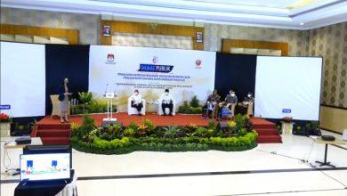Photo of Meski Hanya Ada Satu Paslon, KPU Grobogan Tetap Gelar Debat Publik