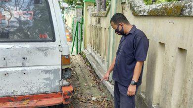 Photo of Kaca Ambulan PMI Kulon Progo Dipecah Orang Misterius