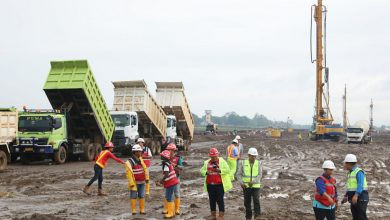 Photo of Progres Pembangunan Bandara JB Soedirman Capai 70 Persen