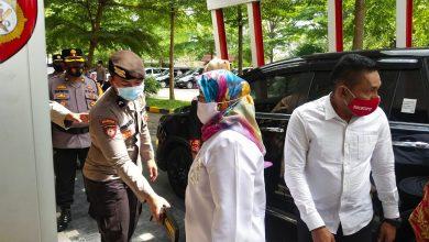 Photo of Petugas Gabungan Jaga Ketat Debat Terbuka Paslon Bupati dan Wakil Bupati Blora