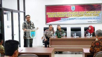 Photo of Empat Daerah Rawan Longsor di Salatiga Diantisipasi