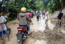 Photo of Tebing Longsor di Purbalingga Tutup Jalan Desa