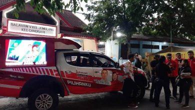 Photo of Relawan Hendi – Ita Kampanye Virtual Ajak Warga ke TPS