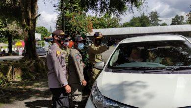 Photo of Tak Bawa Hasil Swab Antigen, Ratusan Wisatawan Luar Daerah Diminta Putar Balik