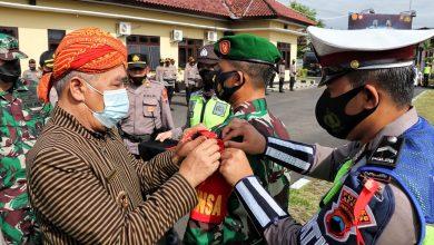 Photo of Pastikan Suasana Nataru Sesuai Prokes, Polres Kebumen Terjunkan 221 Personel Pengamanan