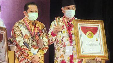 Photo of Kebumen Dinobatkan sebagai Kabupaten Sangat Inovatif 2020 Kemendagri