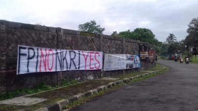 Photo of Spanduk Liar Tak Bertuan Sempat Hebohkan Warga Banjarnegara