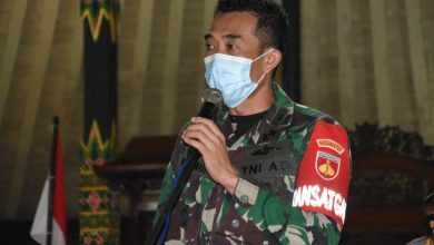 Photo of Terkait Pembubaran Ormas, Dandim Minta Masyarakat Wonosobo Tak Terpancing Provokasi