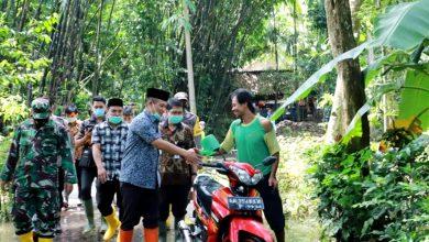 Photo of Desa Banjurmukadan Kebumen Sudah Empat Hari Terendam Genangan
