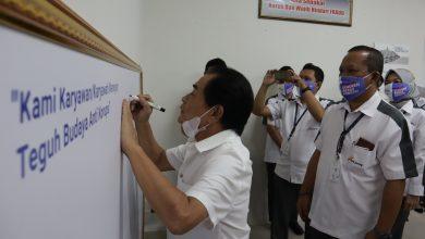 Photo of Bank Jateng Banjarnegara Kampanyekan Antikorupsi