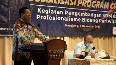 Photo of Wali Kota Magelang Ingatkan Disiplin Prokes Bagi Pelaku Wisata