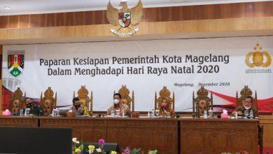 Photo of Pemkot Magelang Siap Hadapi Natal dan Tahun Baru 2021