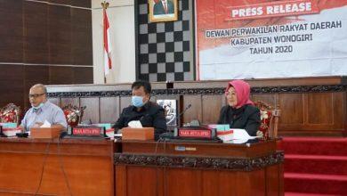 Photo of DPRD Wonogiri Berobsesi Bangun Gedung Untuk Jurnalis
